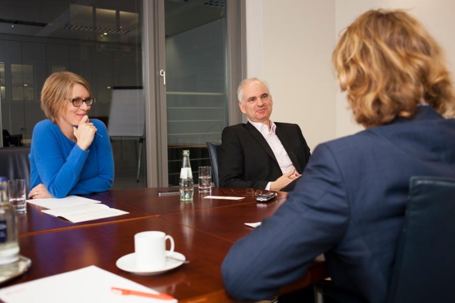Johannes Teyssen, Eon, Vorstand, Unter den Linden, Berlin, 15. Dezember 2015